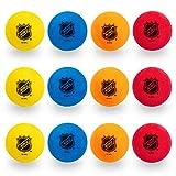 Franklin Sports NHL Foam Mini Hockey Balls (Pack of 12)