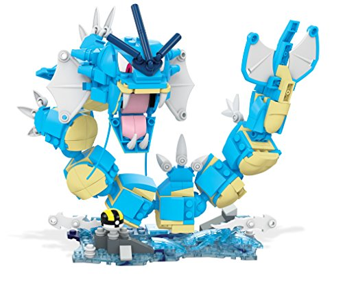 Mega Construx Pokemon Gyarados [Amazon Exclusive]