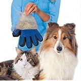 Guanto in Silicone, True Soft Touch, ideale per animali domestici durante la loro pulizia