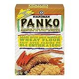 Kikkoman Whole Wheat Panko Bread Crumbs,227gm (Pack of 4)