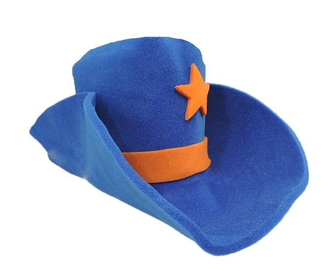 7a9cb5953 30 Gallon Foam Cowboy Costume Hat Pick Color 10 20 Giant Big Huge Jumbo  Western