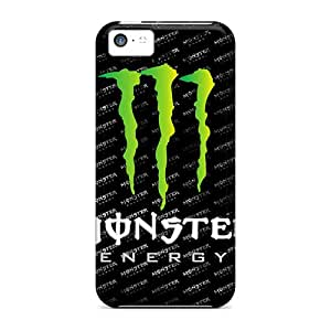 Shock-dirt Proof Monster Cases Covers For Iphone 5c Black Friday