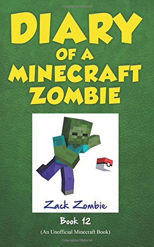 Diary Minecraft Zombie Book 12 product image