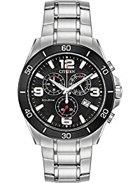 Citizen Men's AT2078-57F Japanese-Quartz Black Watch