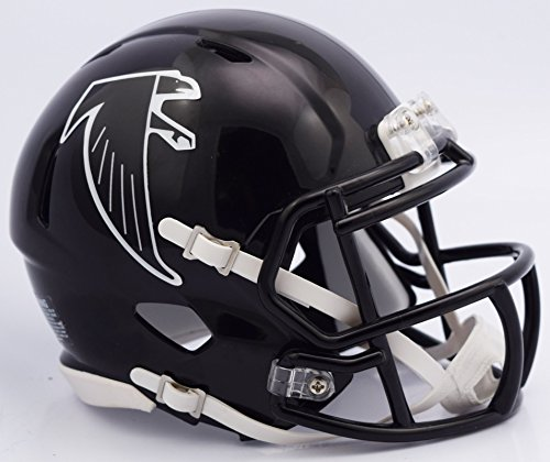 Riddell Atlanta Falcons NFL Revolution Speed Mini Football Helmet 2016 Tribute