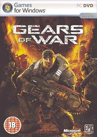 Gears of War pc dvd-ის სურათის შედეგი