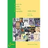 Essays in Arabic Literary Biography III: 1850-1950