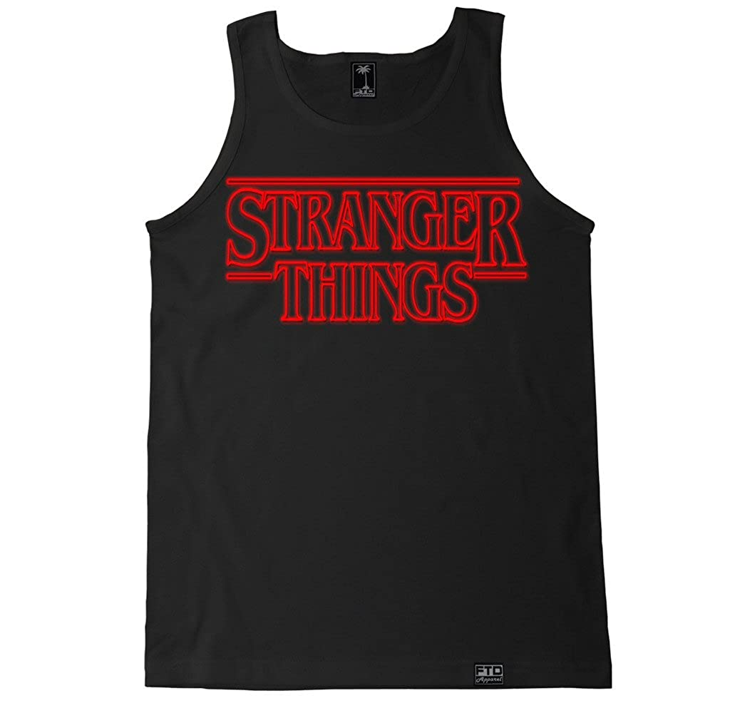 FTD Apparel Mens Stranger Things Tank Top