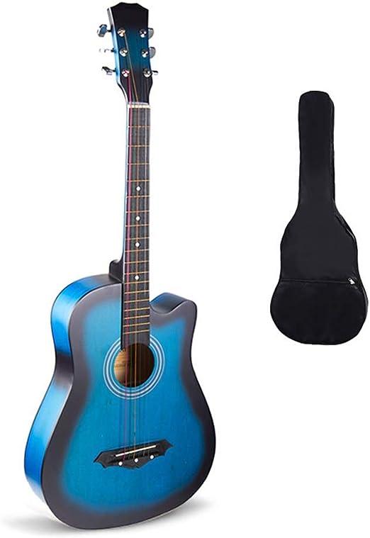 BAIYING Guitarra Acústica Práctica Novato Guitarra Clásica Puesta ...