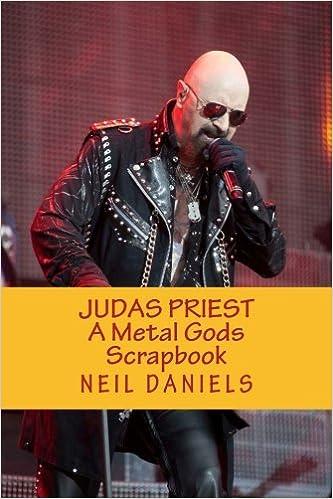 Judas Priest - A Metal Gods Scrapbook: Amazon.es: Neil Daniels: Libros en idiomas extranjeros