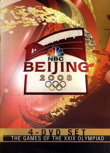 2008 Beijing Olympic Collection 4DVD (Olympic Games Opening Ceremony)