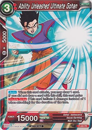 Amazon.com: Dragon Ball Super TCG - Ability Unleashed ...