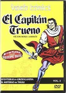 El Capitan Trueno Vol. 2 [DVD]