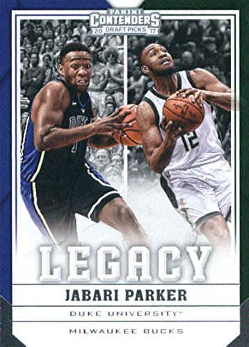 2017-18 Panini Contenders Drafts Picks Legacy #15 Jabari for sale  Delivered anywhere in USA