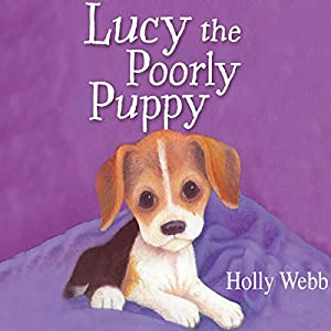 Lucy the Poorly Puppy Audiobook