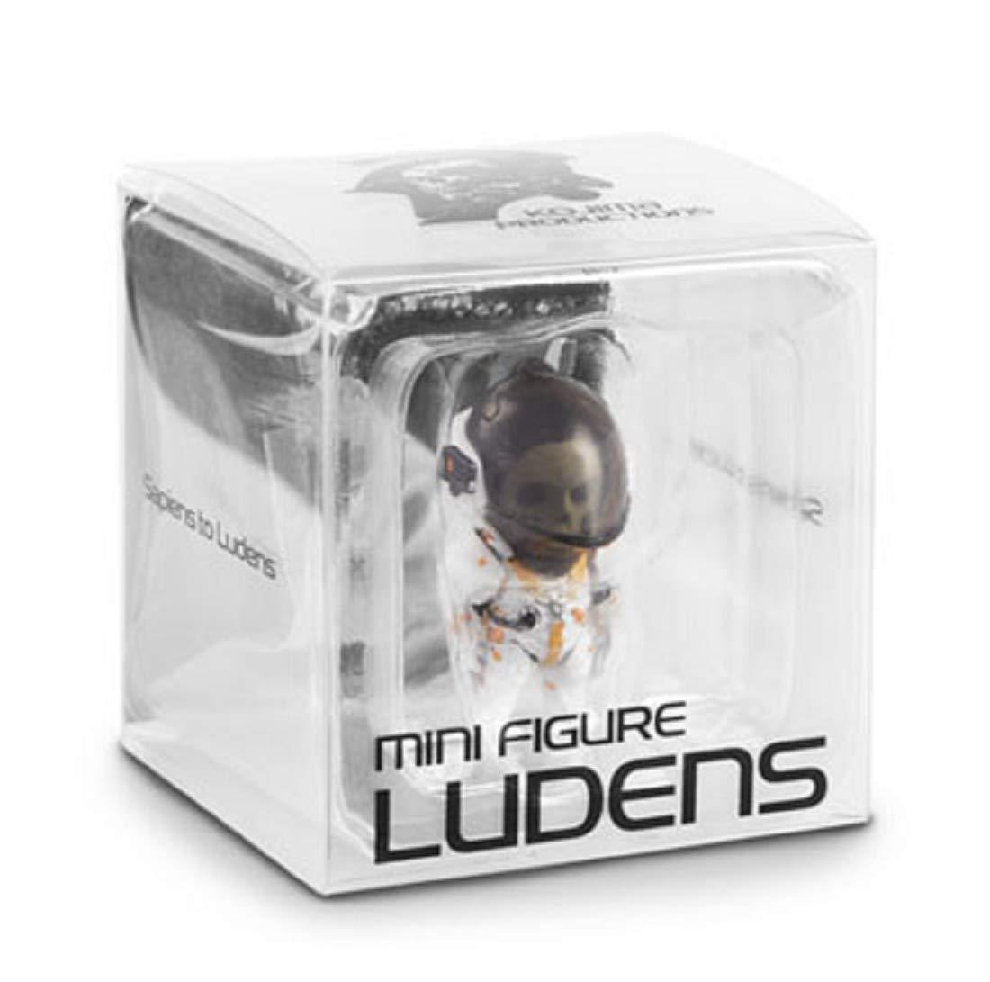 Kojima Productions Ludens Mini Figure