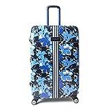 Tommy Hilfiger Floral Hardside 28' Spinner,Luggage, Blue