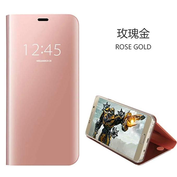 16 opinioni per Cover Galaxy S9 Plus,Custodia Leathlux Samsung S9 Plus Silicone Morbido Mirror