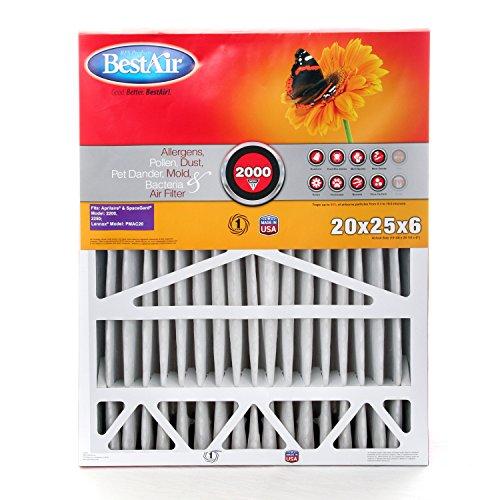 20 24 furnace filter - 6