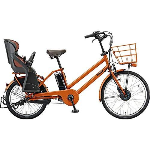 ブリヂストン 電動自転車 ビッケグリdd BG0B49 E.Xランドベージュ E.Xランドベージュ B07HX5KJS1