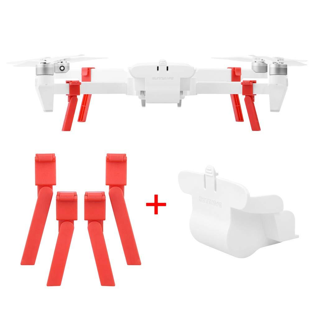 TwoCC-Drone, Elevator Red + Millet Fimi X8 Se Cubierta de ...