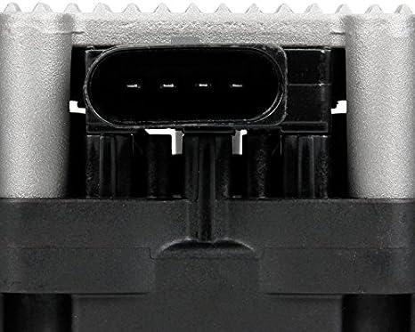 Ecd Germany Zm003 Zündspule Zündmodul Zündeinheit Zündtrafo Spule 4 Polig Auto