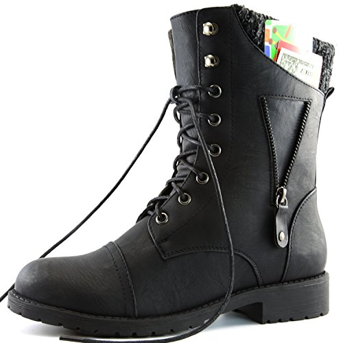 DailyShoes Womens Military Sweater Exclusive product image
