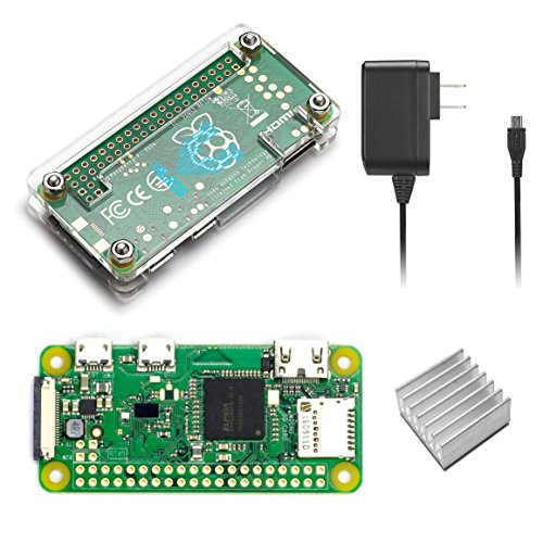 Raspberry Pi Zero W basic starter kit