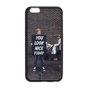 Wishing SKCASE Cover Case for iPhone 6 Plus 5.5 inch Ed Sheeran quotes