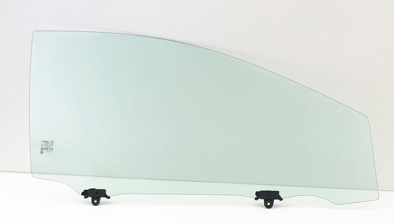 Fits 2011-2015 Kia Optima 4 Door Driver Side Rear Door Window Glass