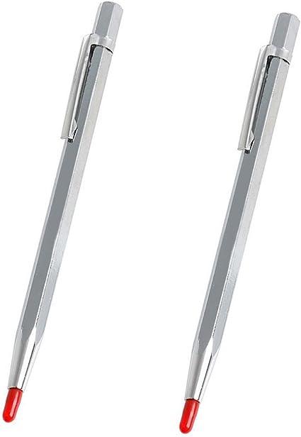 Gravure Pen pointe en acier inoxydable Pointe /à tracer Etching Gravure Pen Carve Graveur outils de pointe /à tracer /à pointe Pointe /à tracer