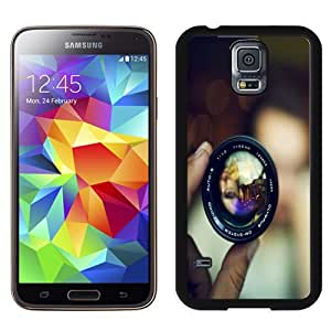 Popular And Unique Designed Case For Samsung Galaxy S5 I9600 G900a G900v G900p G900t G900w Phone Case With Olympus Lens Phone Case Cover