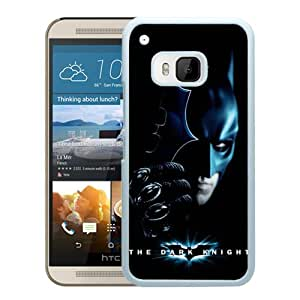 Beautiful Designed Case With Batman White For HTC ONE M9 Phone Case
