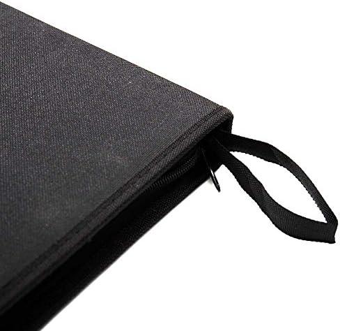 Pergamano Rate 10Pièces Outils Bonsai Jardin Set Carbon Steel Kit Ciseaux Cutter avec Nylon Parachute