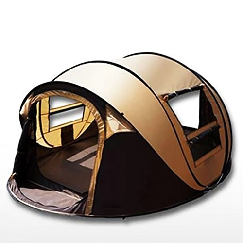 RoseSummer Camping Tent Automatic Speed Open Large 5~6 People Camping Tents by RoseSummer (Image #5)