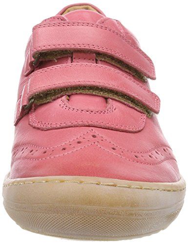 Froddo Mädchen Children Shoe G3130114-2 Sneaker Rot (Coral)