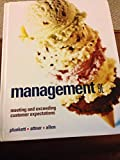 img - for Management Meeting and Exceeding Customer Expectations by Plunkett, Warren R., Attner, Raymond F., Allen, Gemmy S. [Cengage Learning,2007] [Hardcover] 9TH EDITION book / textbook / text book