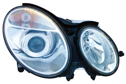 05 e320 headlight assembly - 9