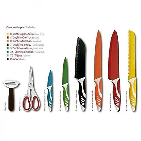 Compra Royal Crown - Set De 8 Cuchillos. en Amazon.es