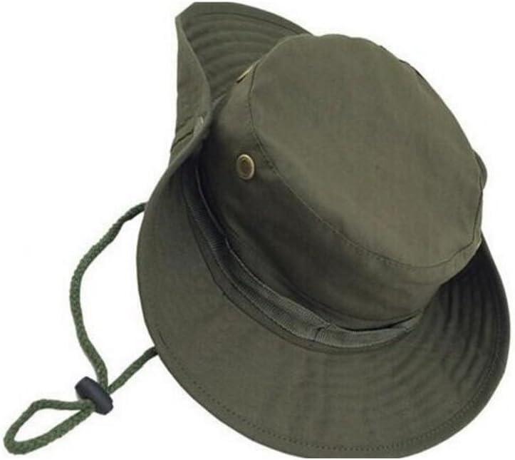 Familyhouse Sun Hats for Men Women Summer UV Sun Protection Wide Brim Fishing Cap for Outdoor
