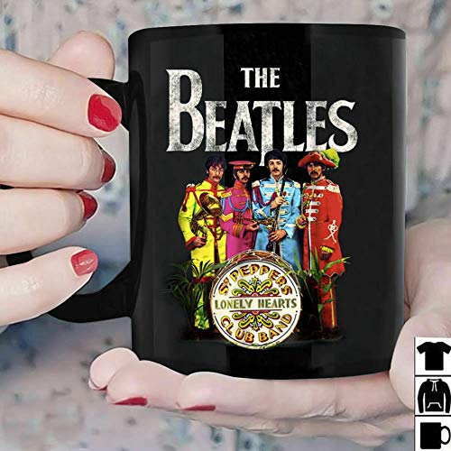 The Beatles Sgt Pepper's Lonely Hearts Club Band Muqs 11OZ Coffee Mug