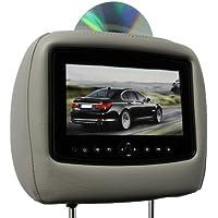 CarShow by Rosen CS-HDCRV12-G02-S1 Single DVD Headrest System