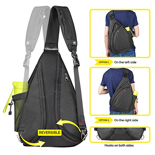 OutdoorMaster-Sling-Bag-Crossbody-Backpack-for-Women-Men