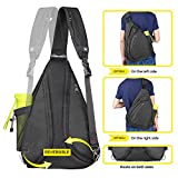 OutdoorMaster Sling Bag - Crossbody Shoulder Chest