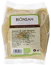 Bionsan Azúcar de Caña Integral - 3 Bolsas de 500 gr - Total: 1500 gr