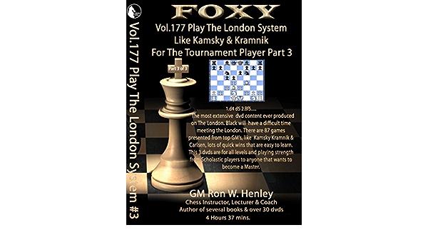 Foxy aberturas – Volumen 177 – Juego El Sistema de Londres ...