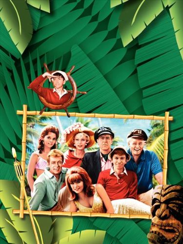 Gilligan's Island Movie Poster