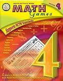 Math Games, Grade 4, Joyce Stulgis-Blalock, 1580372732