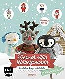 Tierisch süße Häkelfreunde im Winterwunderland: Kuschelige Amigurumis häkeln - Noooooch süßer