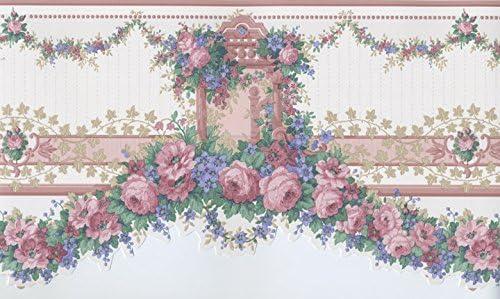 Brewster   Wallcovering  Wallpaper Border